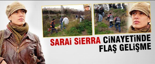 Sarai Sierra cinayetinde flaş gelişme