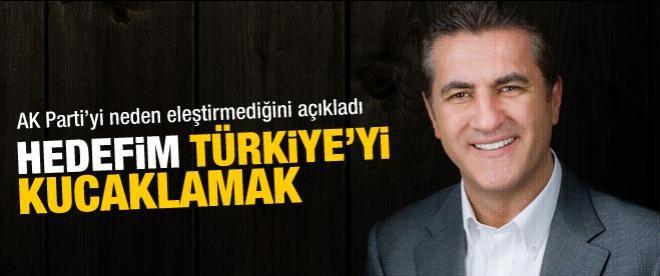 Mustafa Sarıgül: Tüm Türkiye'yi kucaklıyorum