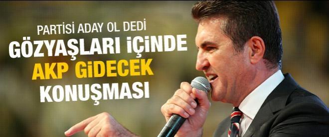 TDH: Mustafa Sarıgül CHP'den İstanbul adayı olsun