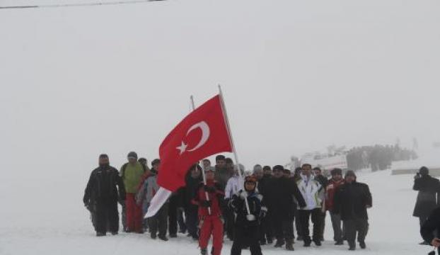 Sarıkamış ruhunu Bitlise taşıdılar