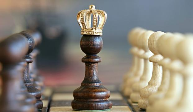 Satrançta altın madalya