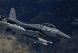 Irak'ın kuzeyinde 12 terörist etkisiz hale getirildi