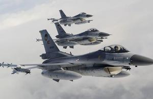 PKK'ya hava operasyonu: 29 terörist etkisiz hale getirildi