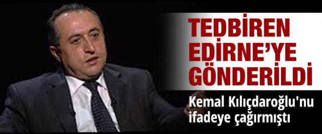 Savcı Mehmet Demir Edirne'de görevlendirildi