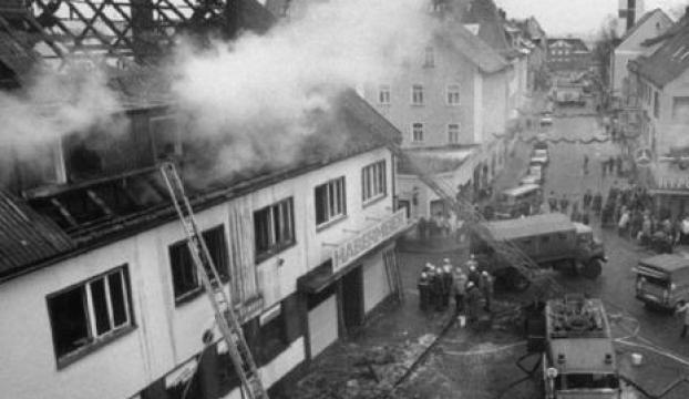 Schwandorf, kurbanları anılacak
