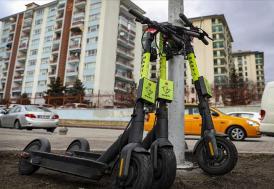 İstanbul'da elektrikli scooter kullanımına ilişkin denetim gerçekleştirildi