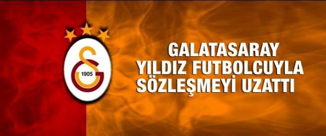 Galatasaray Semih'in sözleşmesini uzattı