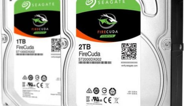 Seagatein 10TBlık Hard Disk modeli Türkiyede