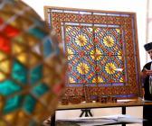 ebeke sanatı, Azerbaycan'ın tarihi Şeki kentinde yaşatılıyor