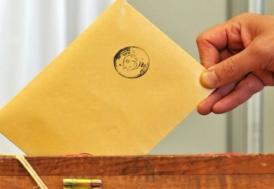 51 ülkedeki 90 temsilcilikte oy verme işlemi sona erdi