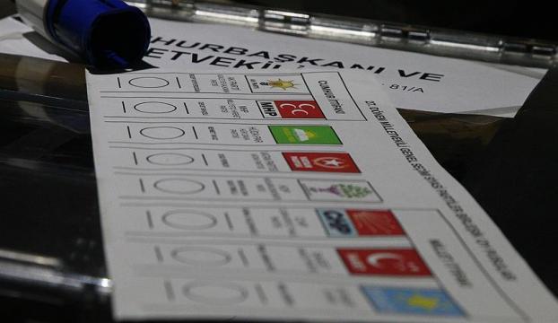 14 ilde oylar yeniden sayılıyor