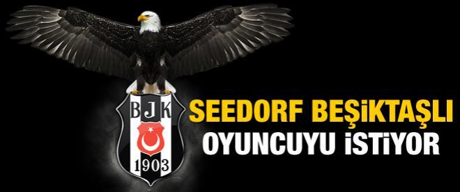 Seedorf Beşiktaşlı oyuncuyu istiyor