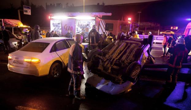 Sefaköyde trafik kazası: 1 ölü