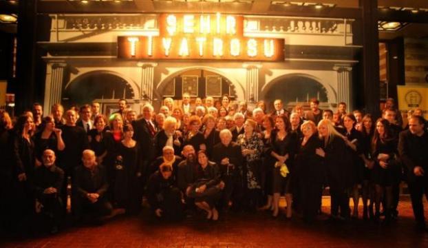 Şehir Tiyatroları 100 yaşında