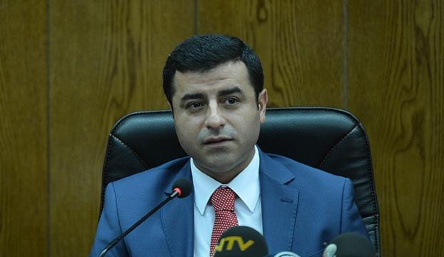 HDP Eş Genel Başkanı Demirtaş, Gaziantepte