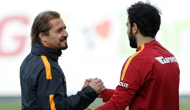 Galatasaray, Bursaspor maçı hazırlıklarını