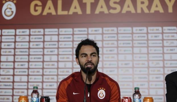 """""""Galatasarayı ne kadar sevdiğimi tekrar anladım"""""""