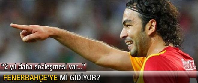 Fenerbahçe'ye mi gidiyor?