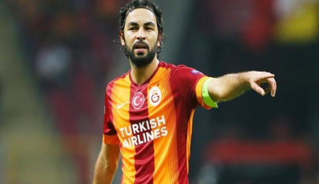 Galatasarayda Selçuk İnan krizi tatlıya bağlandı