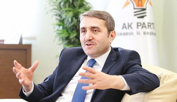 Temurci, AK Parti İstanbul İl Başkanlığından istifa etti