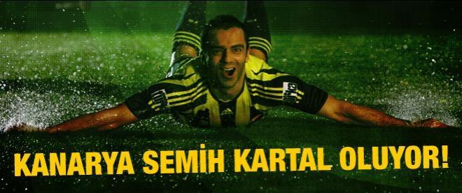 Beşiktaş'tan Semih Şentürk sürprizi