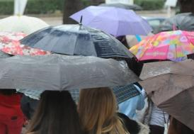 """Güneş ışığını takip eden """"akıllı şemsiye"""" geliştirdiler"""