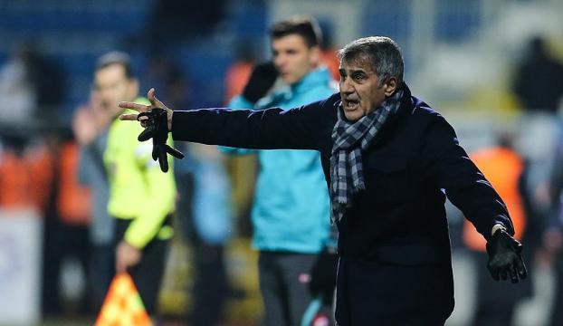 Beşiktaş, yenilmezlik ünvanını Kasımpaşada bıraktı