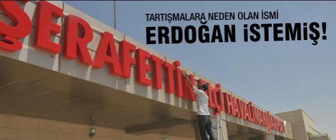 Tartışma yaratan o isim Erdoğan'ın fikriymiş