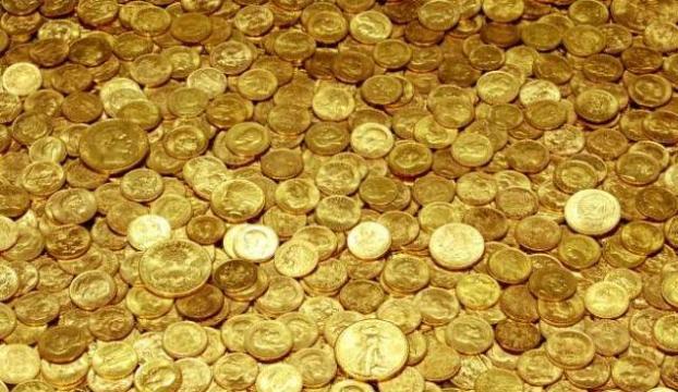 Kapalıçarşıda altın