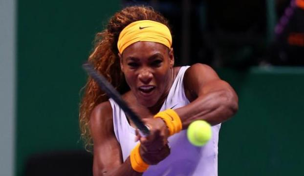 Serena Williams turnuvadan çekildi