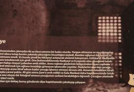 Gaziantep'te 'Suriye'nin kayıp kadınları' sergisi açıldı