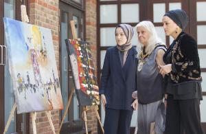 Türk sanatçıdan Londra'da Grenfell sergisi