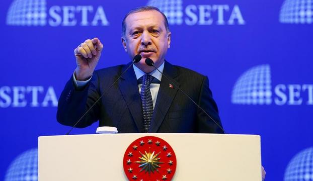 Erdoğan: Millet ne derse o olacak, Allah ne derse o olacak
