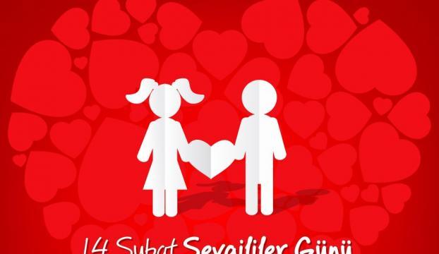 PTT Sevgililer Gününde 1 milyon tebrik kartı dağıtacak