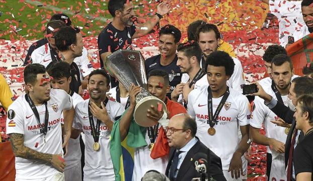 UEFA Avrupa Liginin en başarılısı Sevilla