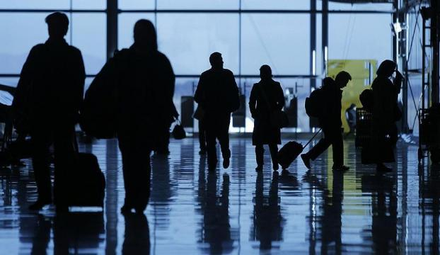 KKTCde grev nedeniyle uçuşlar durduruldu