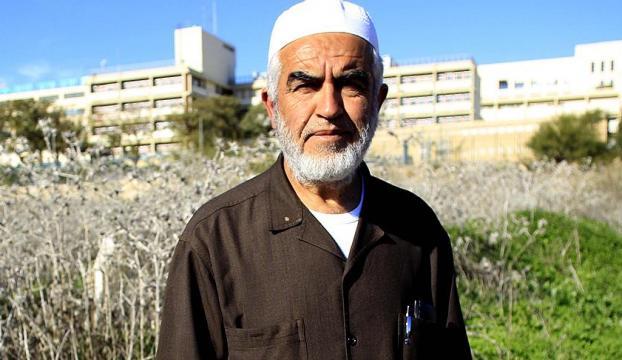 İsrailden Şeyh Salahı serbest bırakma kararı