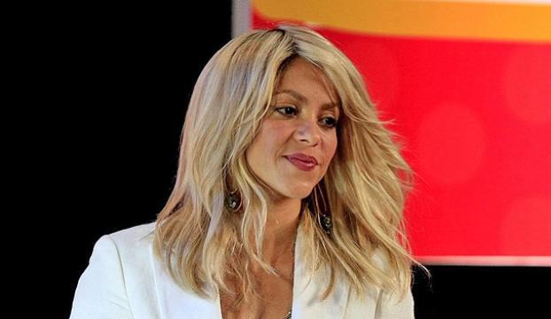Shakira, 11 Temmuzda İstanbulda konser verecek