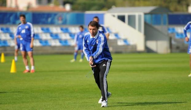 Shota Arveladze: Yerli oyuncu oyuncu takviyemiz sürecek