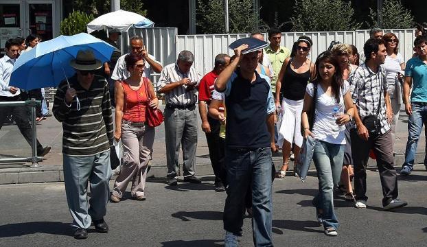 6 şehirde kamu personeline sıcak hava izni