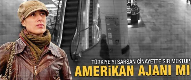 Türkiye'yi sarsan cinayette sır mektup!