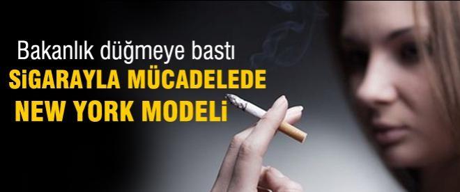 Sigara içilecek alanlar daha da daraldı