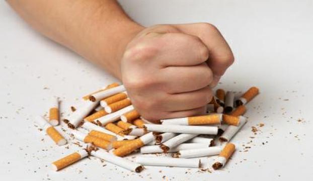 Bir nefes sigara, soluksuz bırakıyor