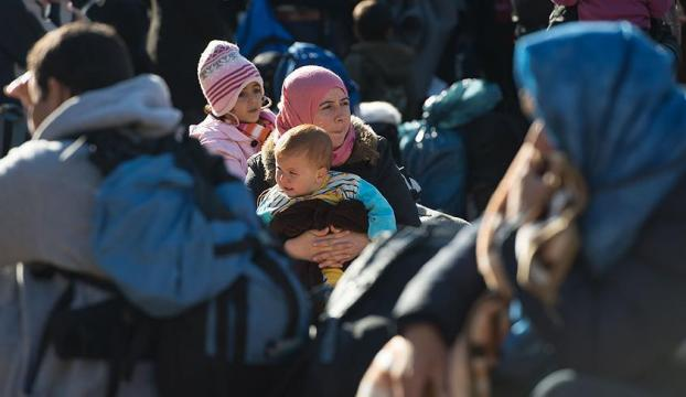 Sığınmacıların arasına karışan PKKlı yakalandı