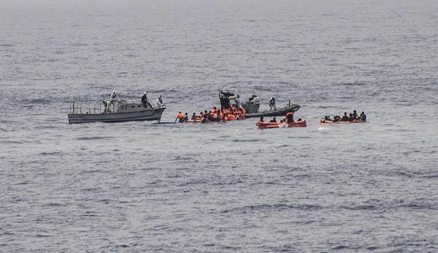 Akdenizde sığınmacı faciası, 34 kişi öldü