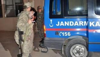 Edirne'de 107 sığınmacı yakalandı