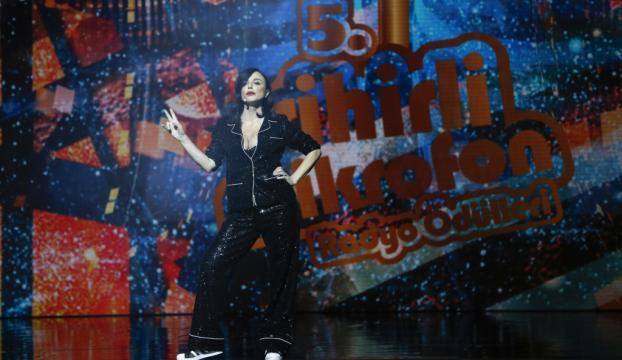 """""""5. Sihirli Mikrofon Radyo Ödülleri"""" sahiplerini buldu"""