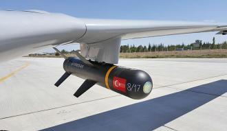 Tunceli'de silahlı İHA'lar teröristlere fırsat vermeyecek!
