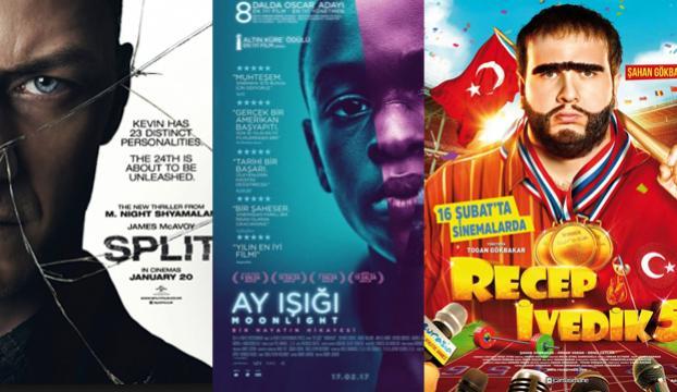 Bu hafta 3 film vizyona giriyor