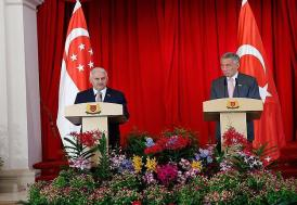 Başbakan Yıldırım: Her türlü tecrübemizi Singapur ile paylaşmaya hazırız